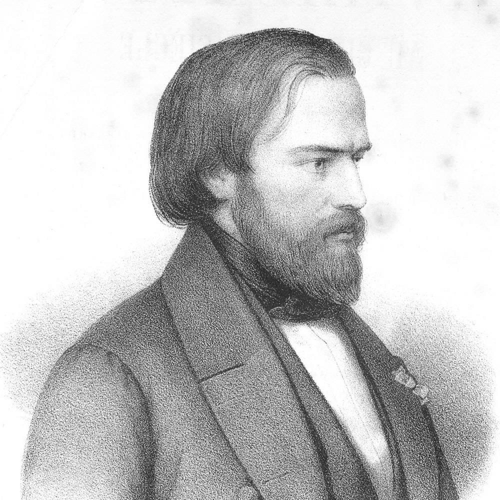 Federic Ozanam, Founder St. Vincent de Paul Society