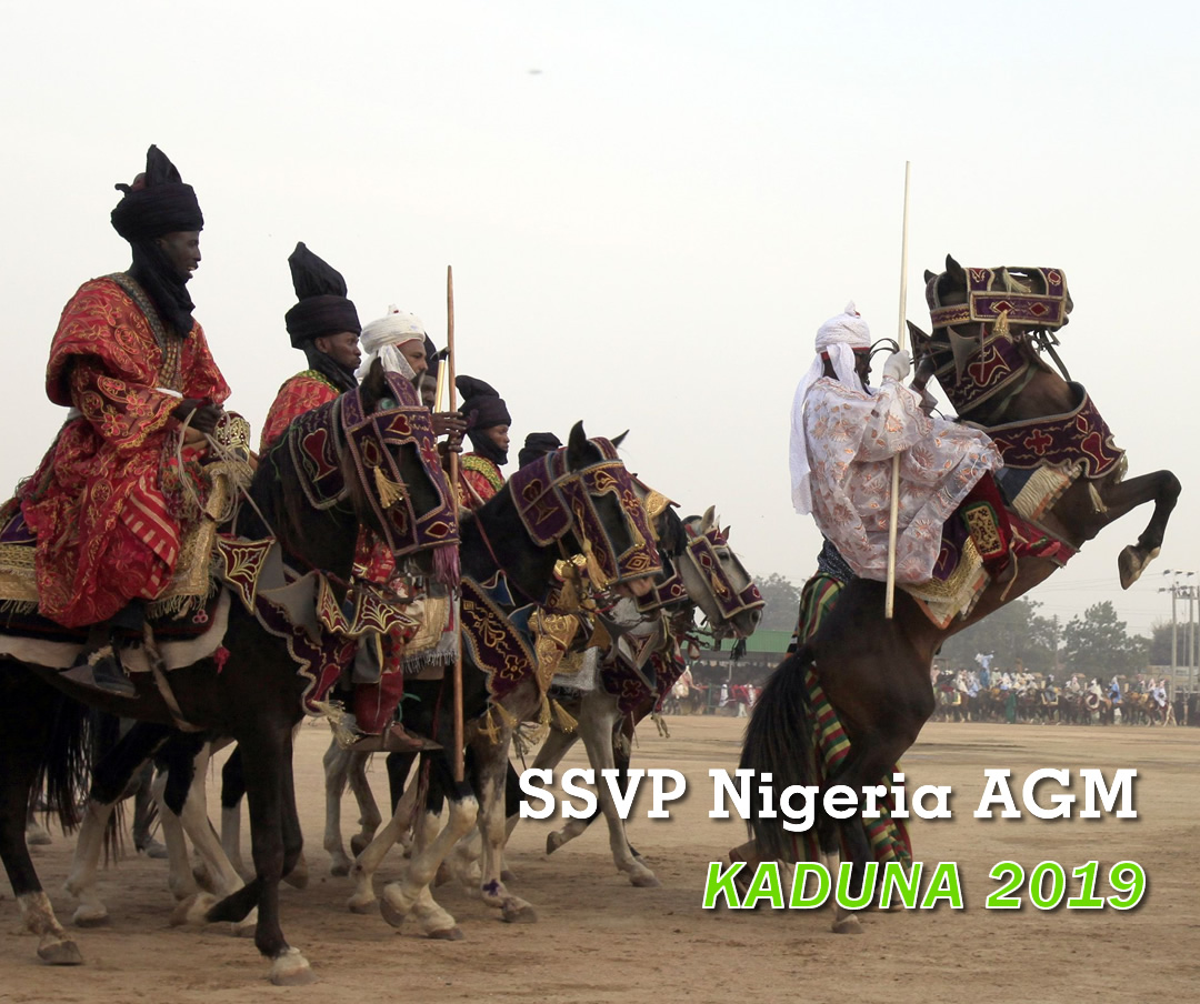 SSVP AGM Kaduna 2019